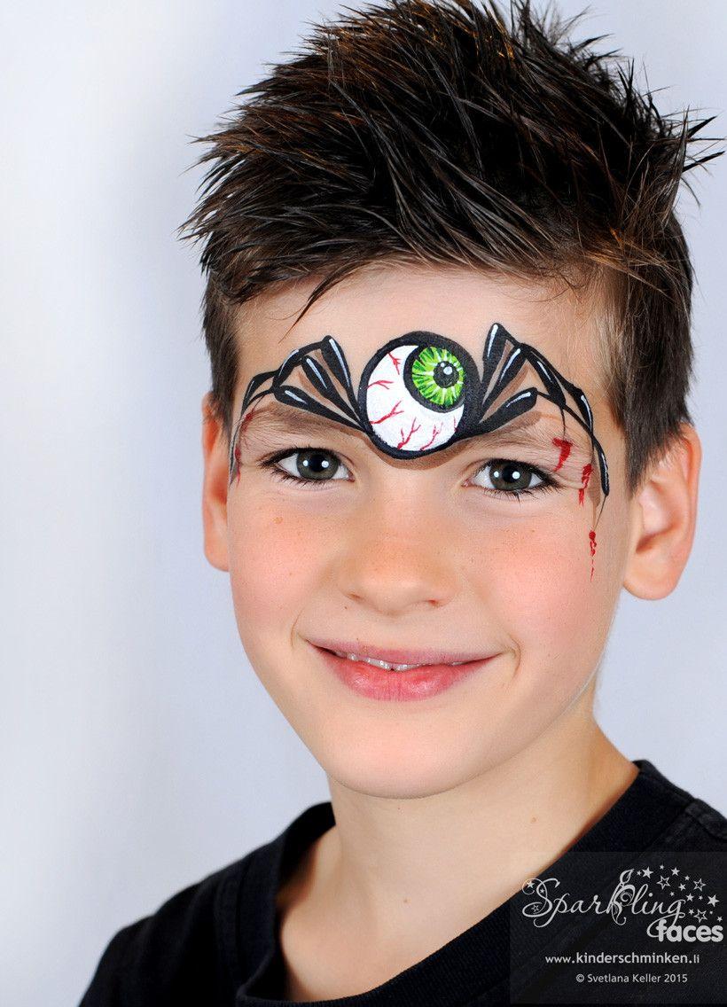 Www Kinderschminken Li Kinderschminken Kinderschminken Vorlagen Kinder Schminken Kinderschminken Halloween Schminken Kinder