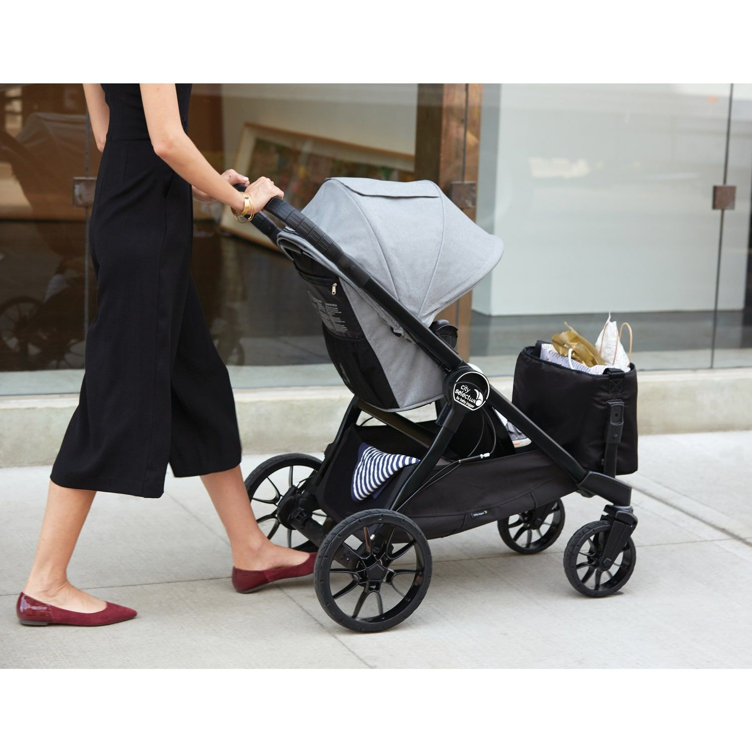 Baby Jogger City Select Baby Jogger City Select Lux Shopping Tote Accessory Anime