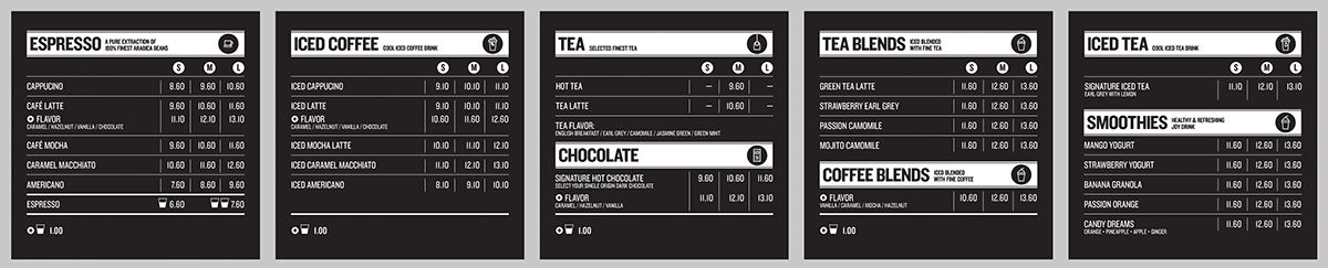 Monjo Coffee on Behance