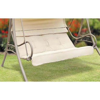 Replacement Swing Cushions Replacement Cushions Swing Outdoor Design