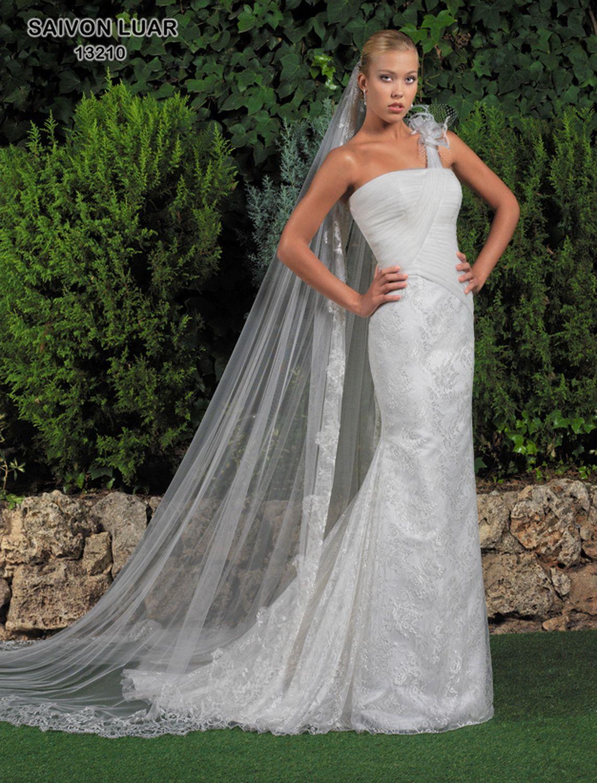 Saivon luar bridal gown style dream weddings pinterest