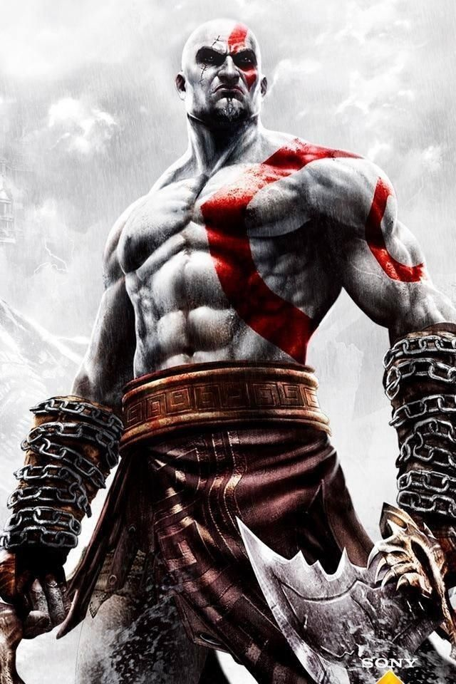 Kratos God Of War Ps4 Sony Playstation Atreus Youtube Gamers