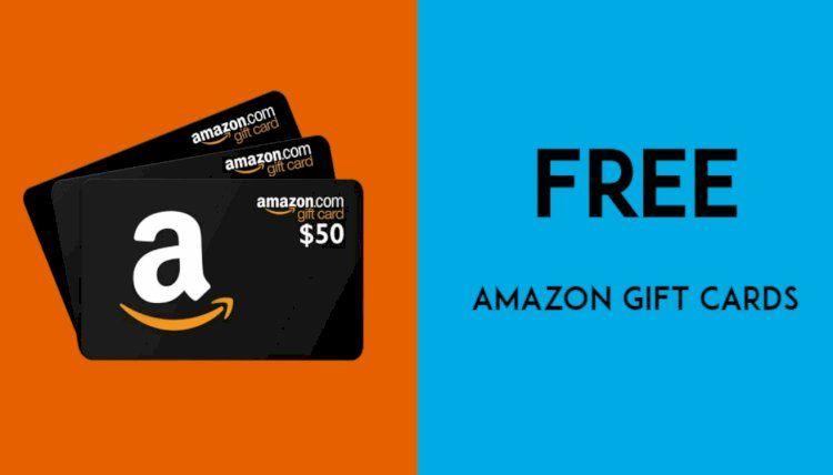 Free Amazon Gift Card Instantly Free Amazon Gift Cards 2020 Free