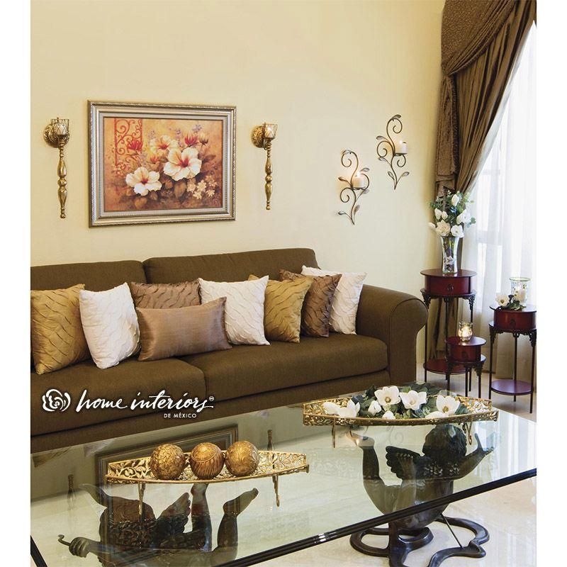 Renueva tu sala con un estilo cl sico que nunca pasa de for Cortinas estilo clasico