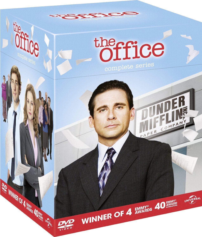 The Office An American Workplace Season 1 9 Complete Dvd 2017 Co Uk Rainn Wilson Steve Carell John Krasinski Jenna Fischer Catherine Tate