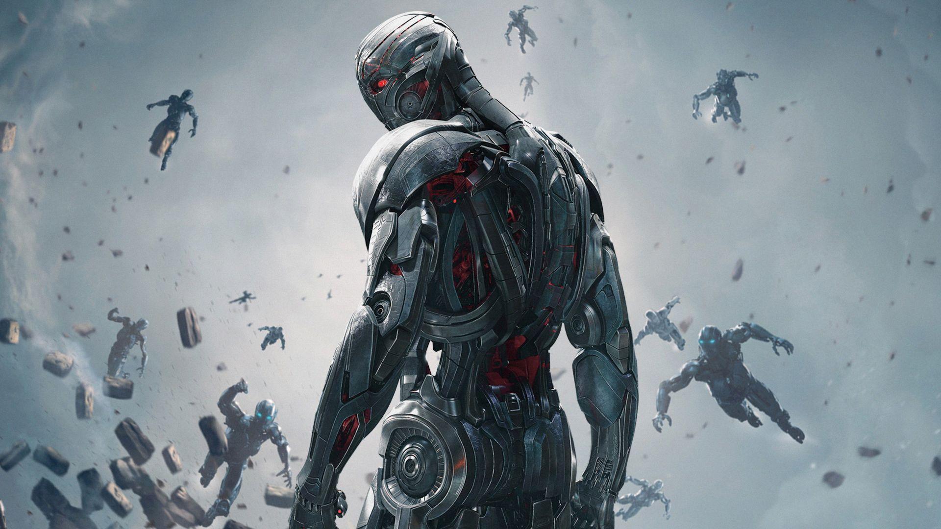 Fiction Wallpaper Hd Avengers Age Of Ultron Wallpaper High