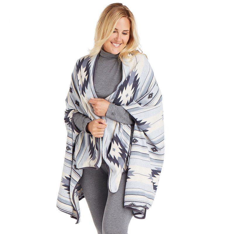 plus size cuddl duds winter solace blanket wrap womenu0027s size 1x2x - Cuddleduds