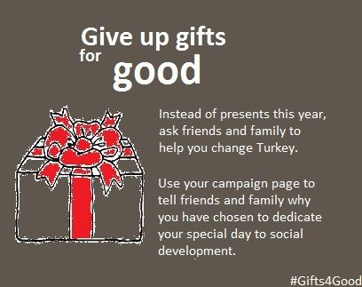 http://www.tpfund.org/the-philanthropist/start-a-campaign/    #Gifts4Good #Give #Donate #Christmas #holiday #giftguide