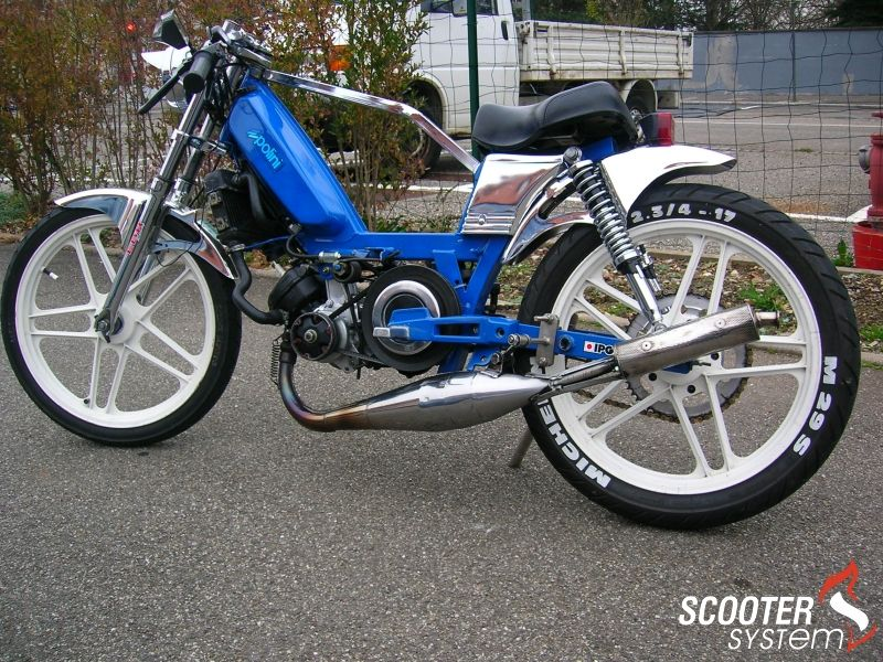 mobylette 103 moped moped 103 custom cyclomoteur. Black Bedroom Furniture Sets. Home Design Ideas