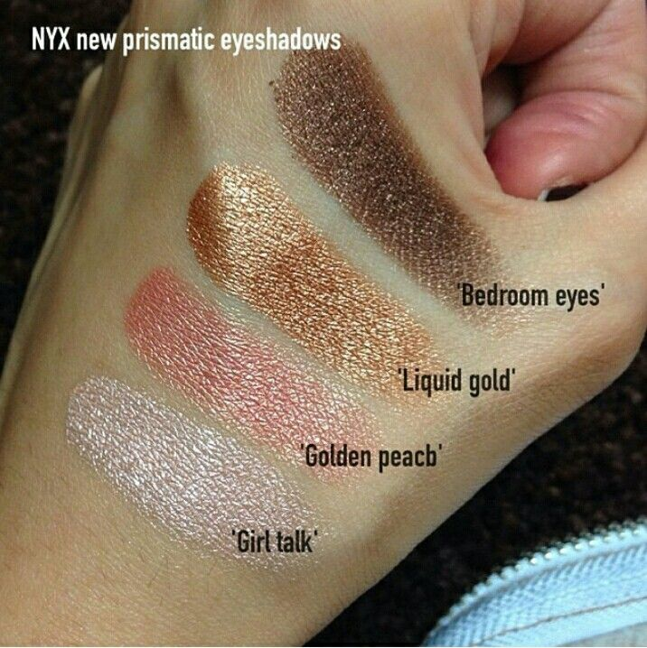 Prismatic Eyeshadow by NYX Professional Makeup #5