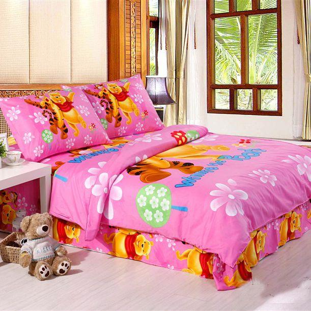 Sakula Winnie Pooh Bedding Sets