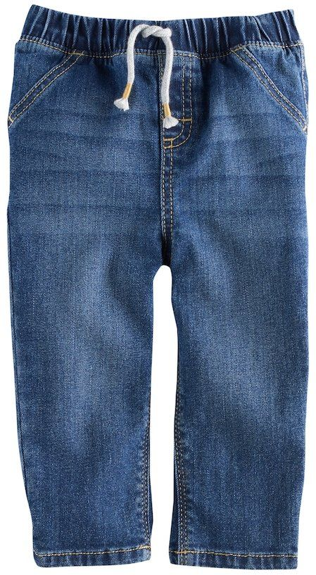 Destroyed Adjustable Waist Jeans Toddler/'s Refashioned Distressed Denim Jeans Free Shipping Toddler Girl/'s Size 3 T Skinny Jeans