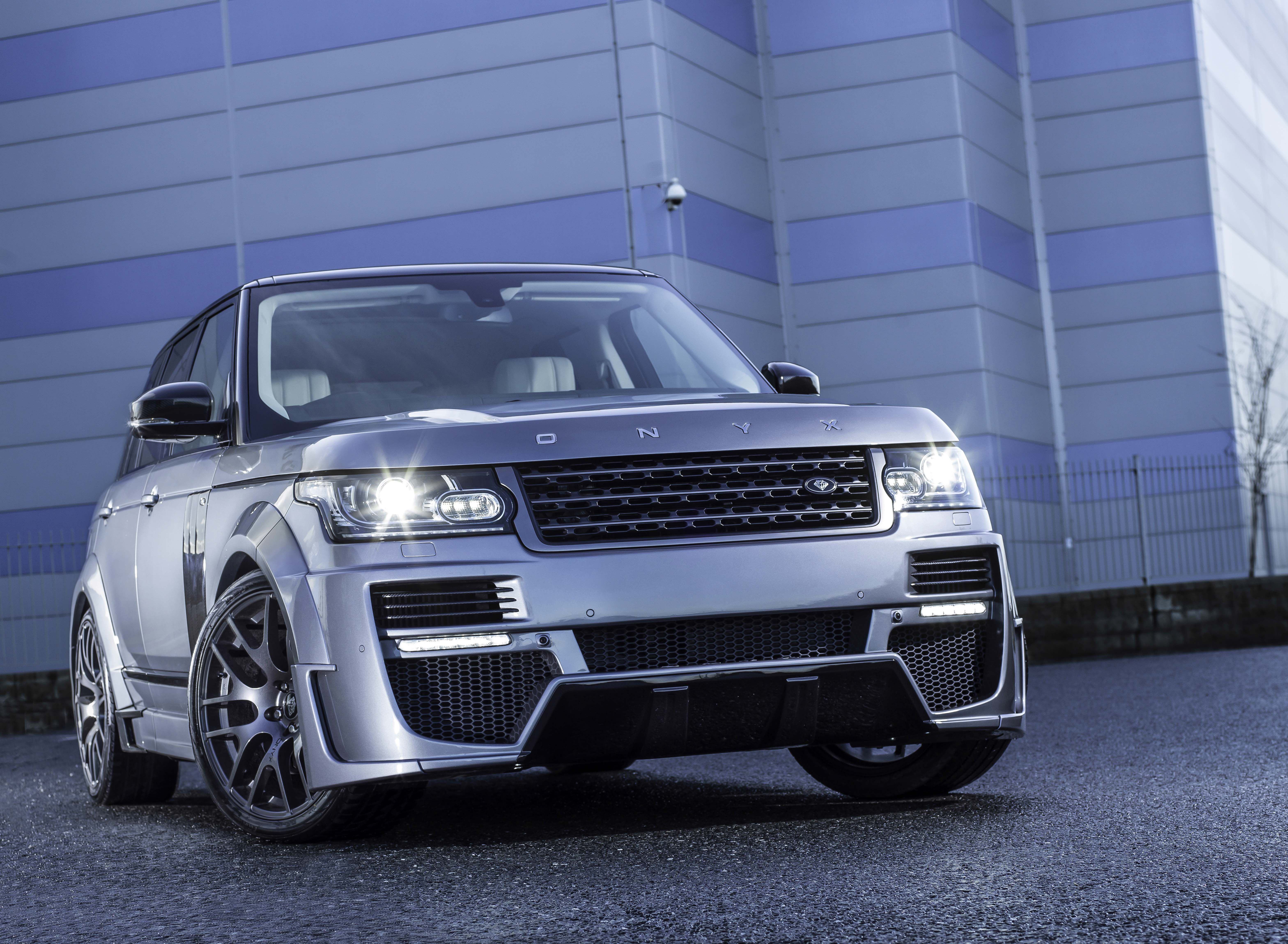 ONYX Concept Vogue 2014 Range rover, Land rover, Suv