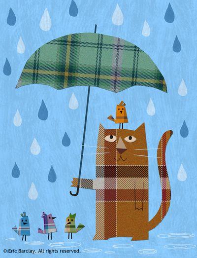 Eric Barclay: Illustrations - Eric Barclay