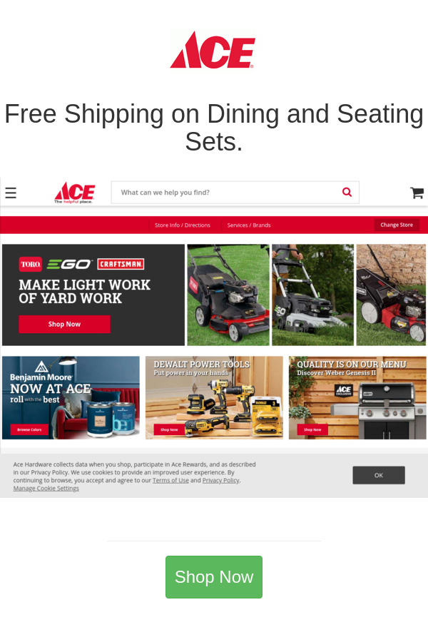 Best Deals And Coupons For Ace Hardware In 2020 Ace Hardware How To Make Light Ace