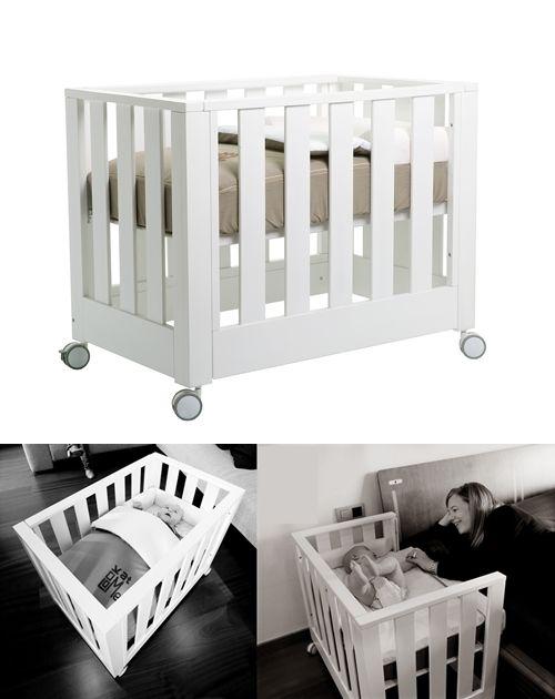 Minicuna colecho, para dormir con mis papis | Pinterest | Babies, Bb ...