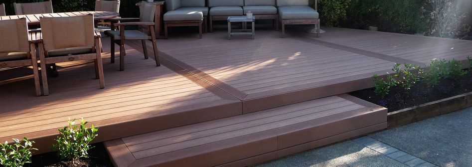 Composite Deck Tile