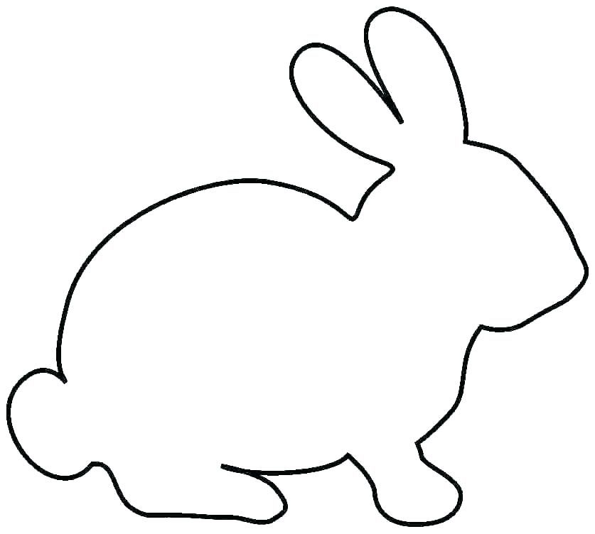 Coloring Page Rabbit Cute Bunny Coloring Sheets Rabbit Coloring