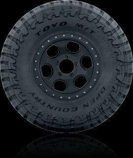 Toyo Tire Open Country M T All Season Tire 255 85r16 Truck Stuff