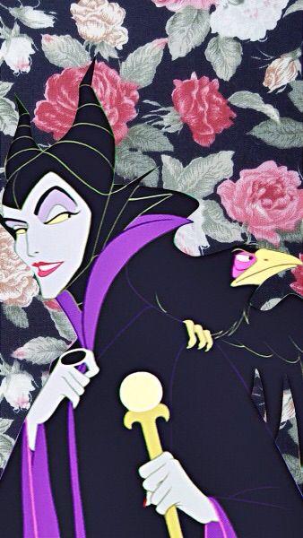 Iphone Disney Evil Villain Wallpaper Disney Phone Wallpaper Wallpaper Iphone Disney Floral Iphone Background