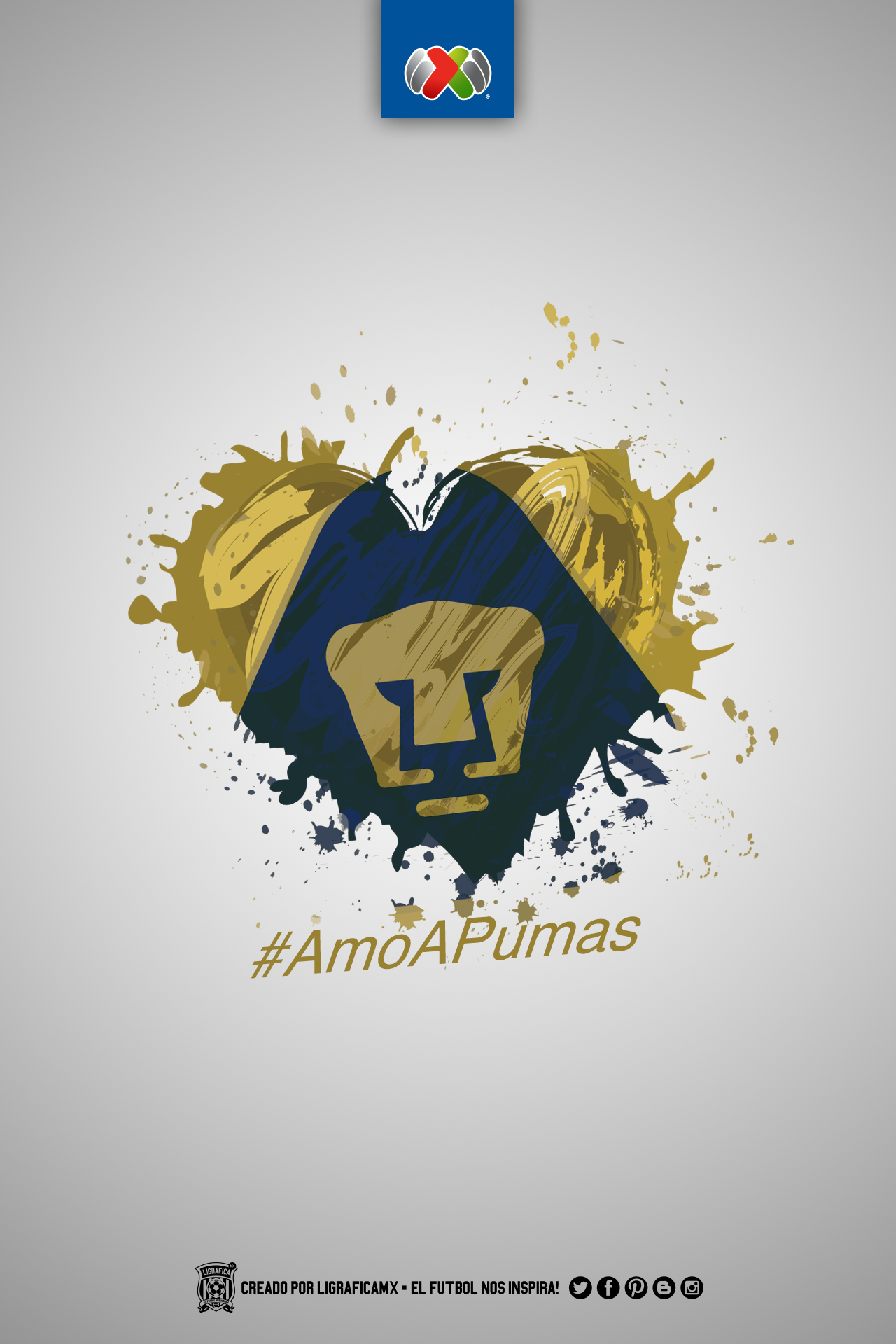 Pumas UNAM LigraficaMX 141114CTG Pumas, Pumas unam