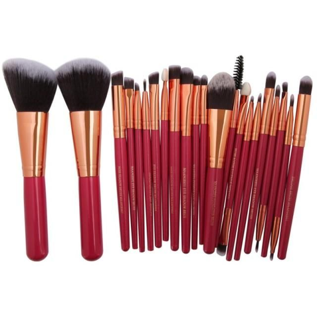 Professionelle Make-up Pinsel – 22 Stk