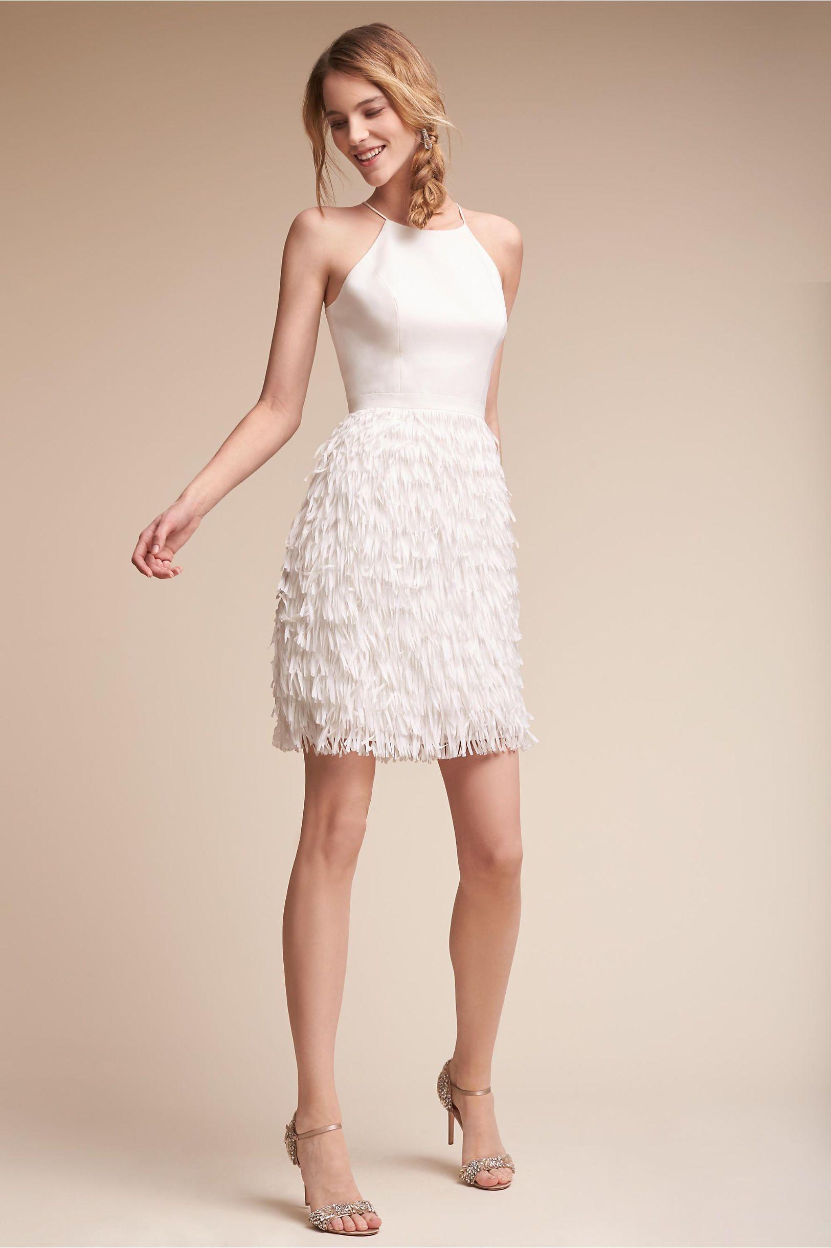 BHLDN Promenade Dress Ivory in Bride   BHLDN   Fashion   Pinterest
