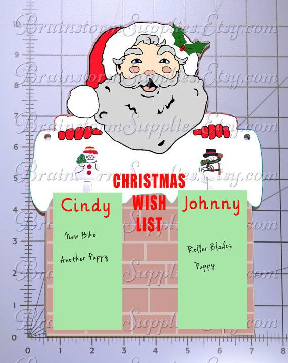 Santa list Stock Vectors, Royalty Free Santa list Illustrations