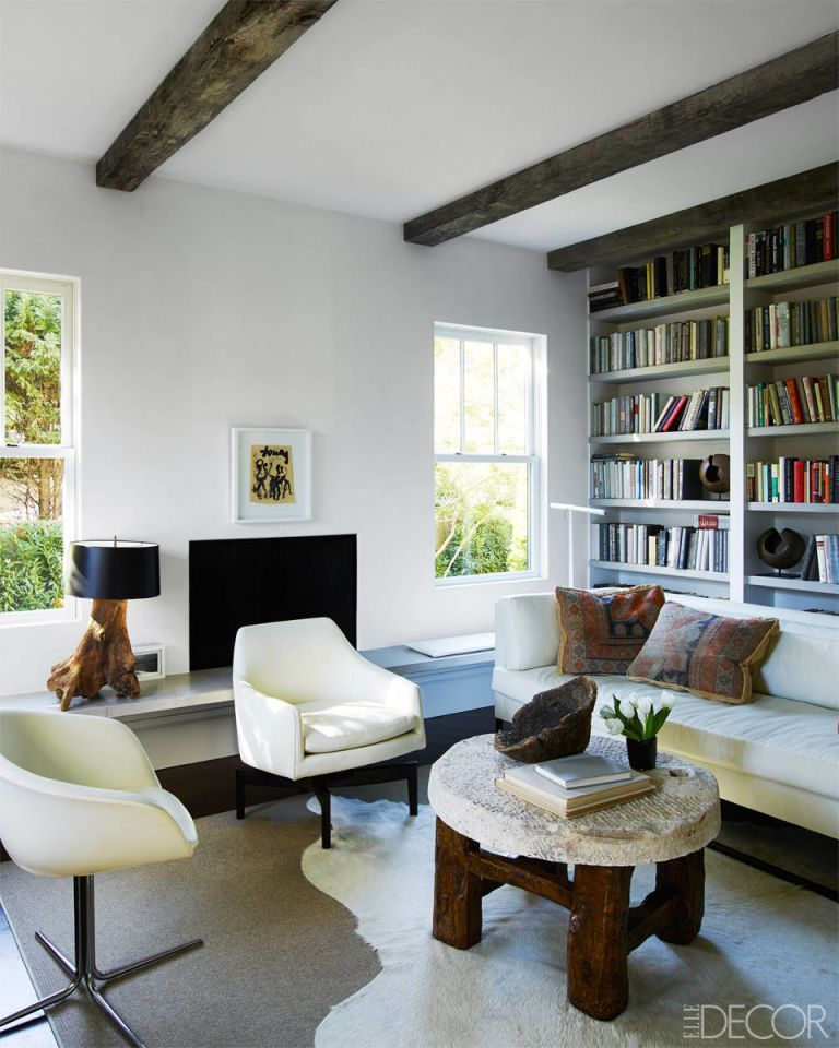House Tour A 100 Year Old House Gets A Minimalist Yet Warm New
