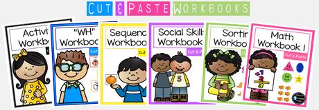 Cut&PasteWorkbooks