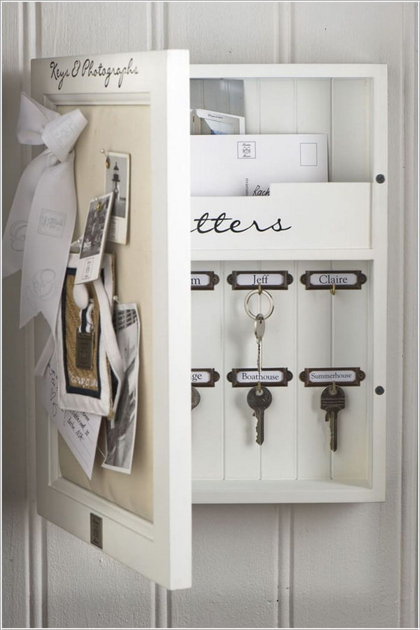 100 Fantastic Creative Hidden Shelf Storage Ideas Worth to apply in ...