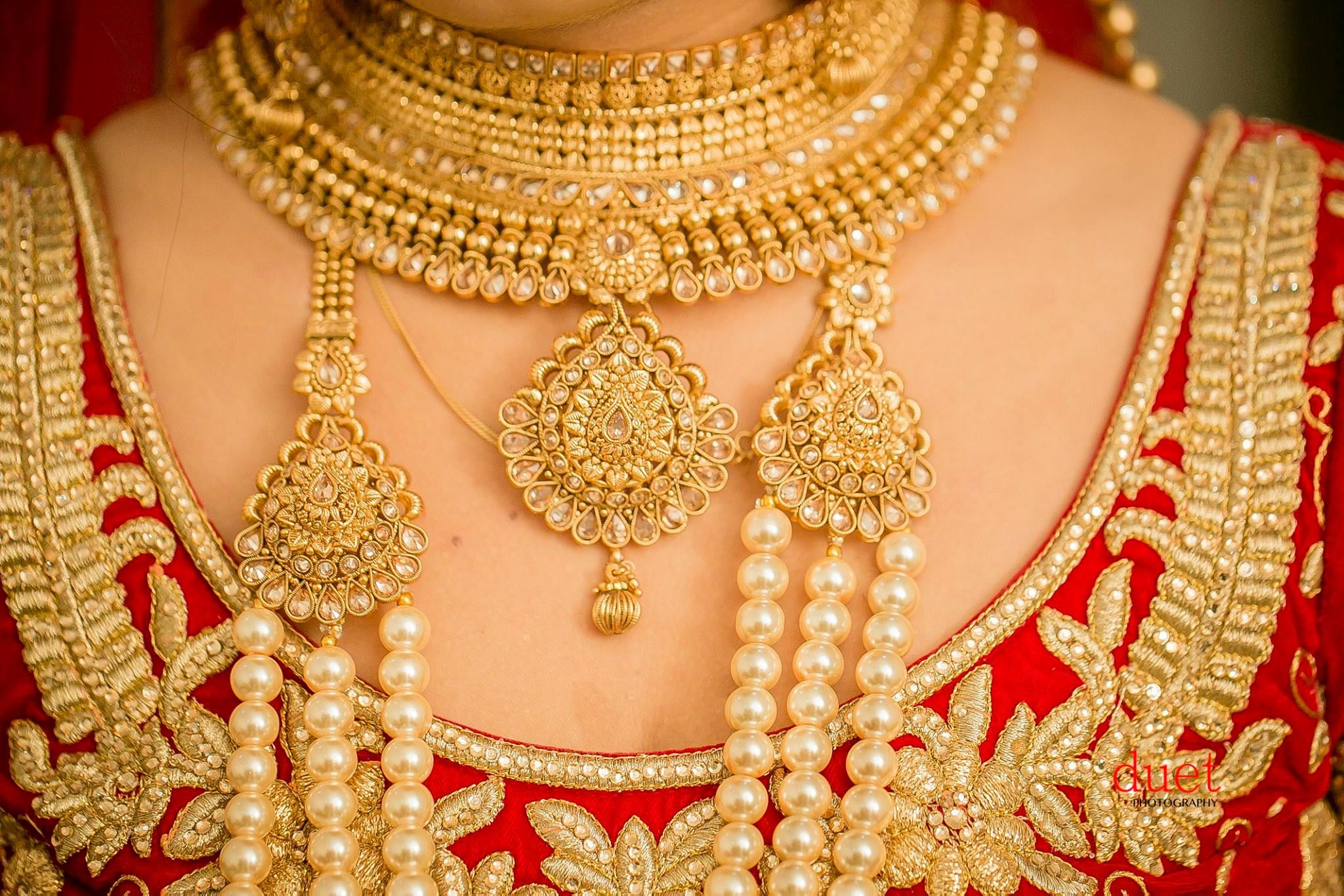 Amazing photo gallery of south indian bridal jewel