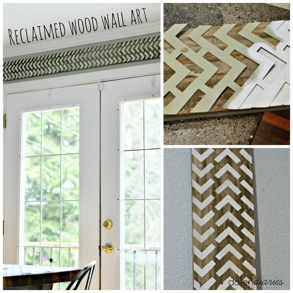 Reclaimed Wood Wall Art My Craftily Ever After Reclaimed Wood Wall Art Wood Diy Wood Wall Art [ 1024 x 1024 Pixel ]