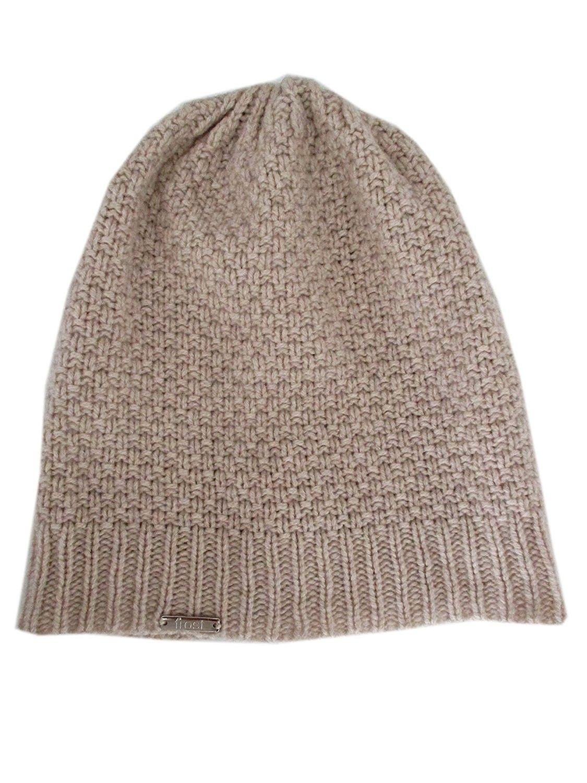 Fall Winter Unisex 95% Cashmere Hat CSH994 - Beige - CH186LQ26RD - Hats    Caps 32e1a323244