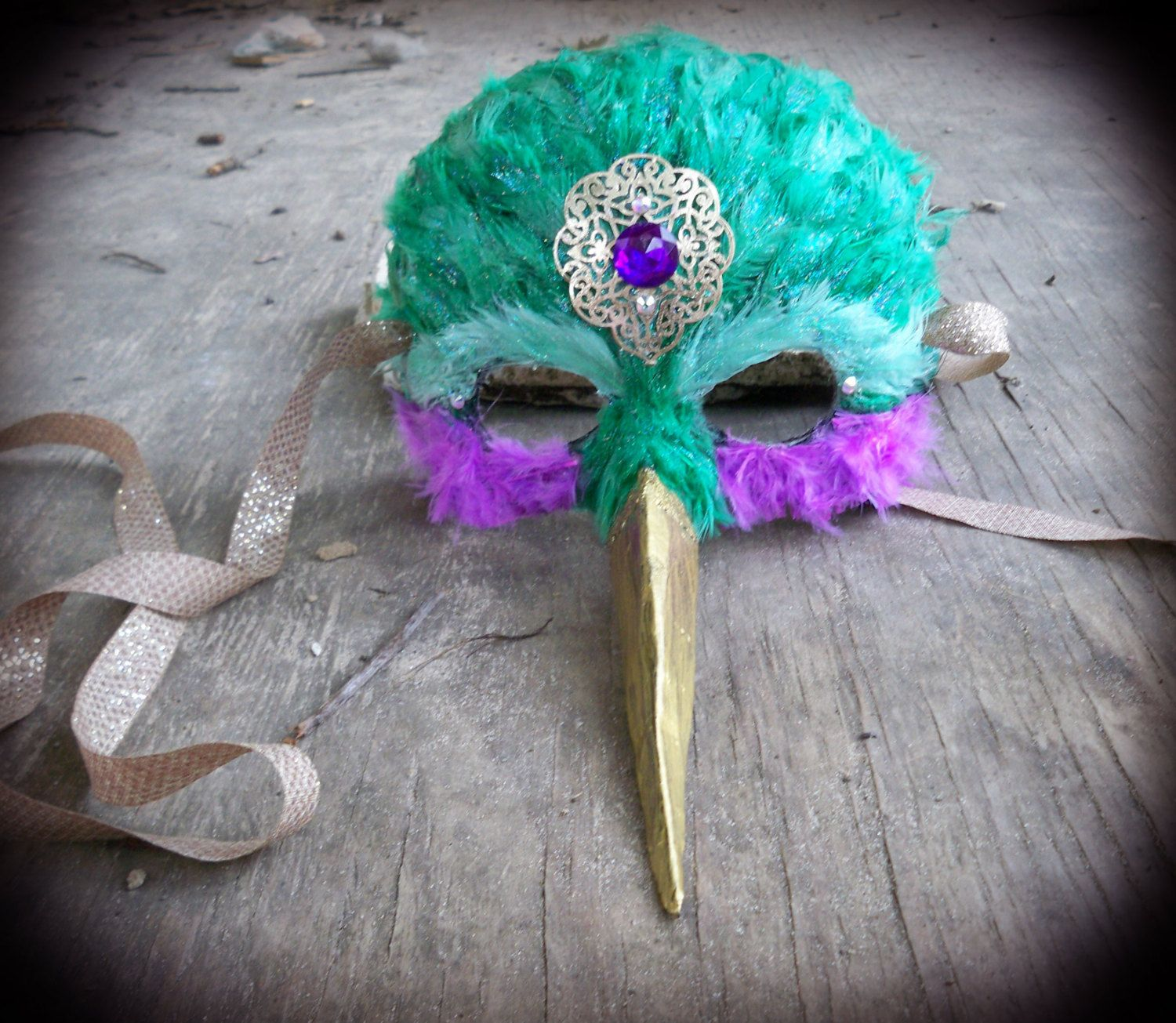 paper mache mask,,hummingbird mask,,bird mask...by Nashana Webb ON ...