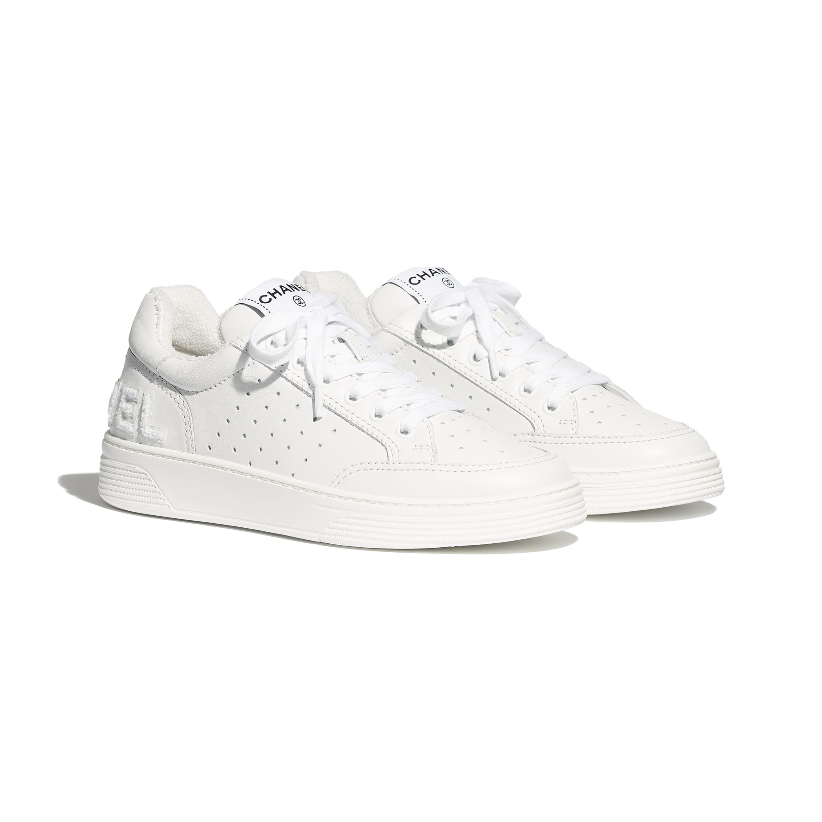 Sneakers, Womens sneakers, Chanel sneakers