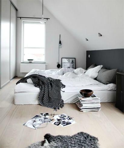 slaapkamer schuine wand - Google zoeken | Slaapkamer | Pinterest ...