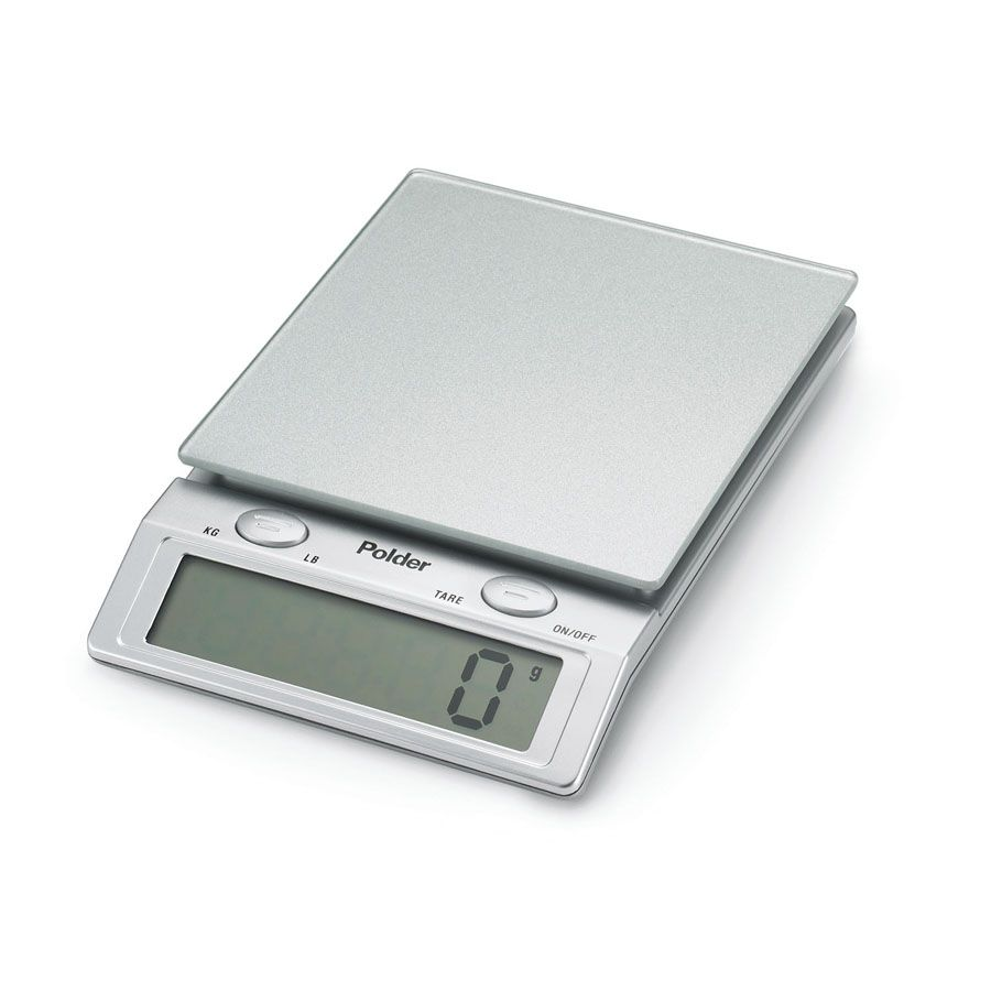 Easy-Read Digital Kitchen Scale from Polder | Eating for my health ...