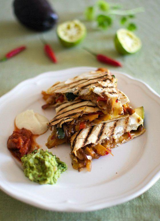 Koko perheen kasvisruokapäivän pelastus tulee Meksikosta.