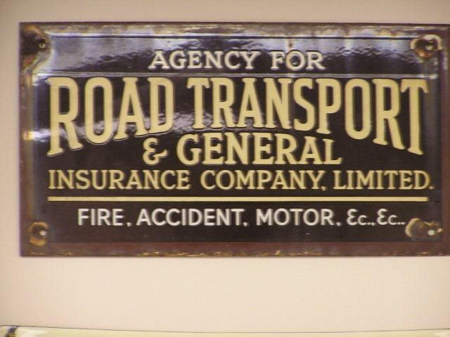 Agency For Road Transport General Insurance Company Limited Insurance Company Fire Signs Coffee Bag Design