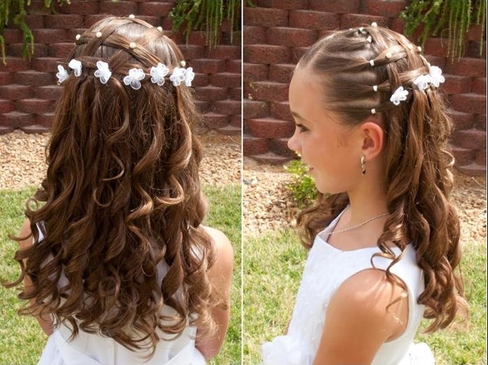 Awesome Long Hair Hair Designs For Girls And Little Girls On Pinterest Short Hairstyles For Black Women Fulllsitofus