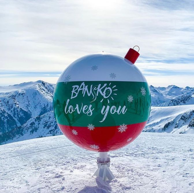 Skiing in Bansko, Bulgaria – A beginner's guide to skiing in Bulgaria. European ski trip inspiration. The best things to do in Bansko, plan your winter trip to Bansko Bulgaria. Where to ski if you're a first time skier.  #thesmilingfoodjournal #skivacation #skiholiday #banskobulgaria #banskoski #mountainlife