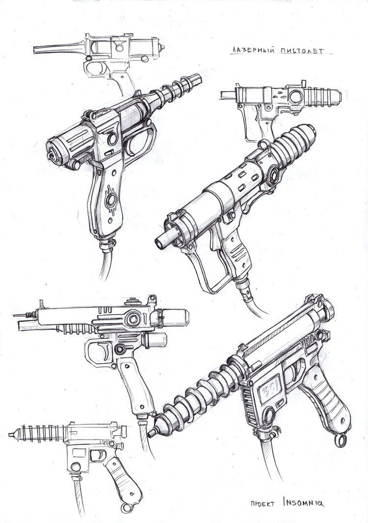 weapons 3 by TugoDoomER.deviantart.com on @DeviantArt