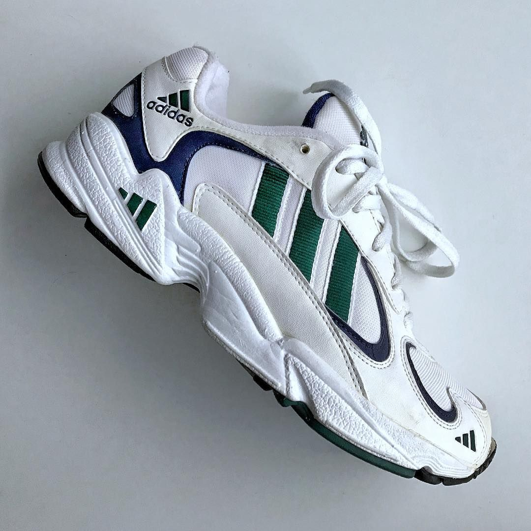 1997 OG adidas Yung-1 Falcon Dad Shoes 3ca6aa667