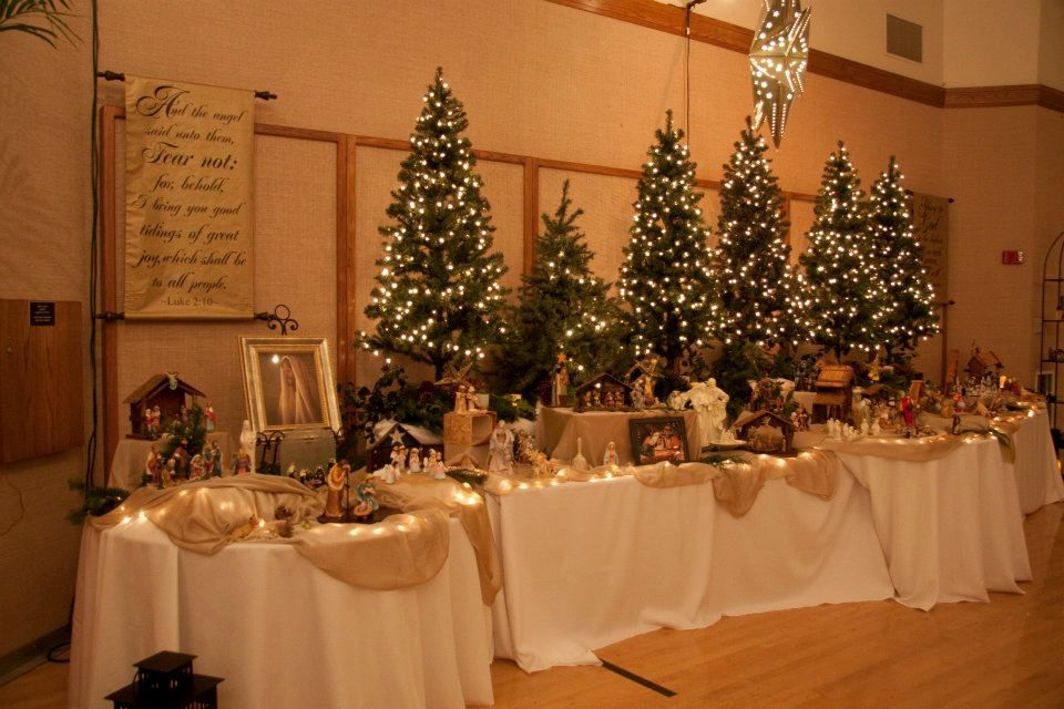 Ward Christmas Party Ideas Part - 31: Church Nativity · Ward Christmas PartyChristmas ...