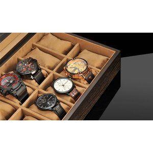 Photo of 腕時計ケース 収納ケース 高級収納ボックス ウォッチケース コレクション 箱 展示 インテリア おしゃれ 木製 10本入 3色選択 2019最新 :2019SBH05:UHD – 通販 – Yahoo!ショッピング