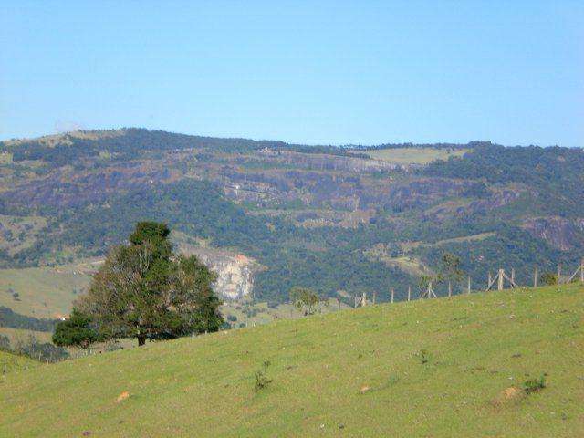 Pedra Chata in Minas Gerais in Brazil