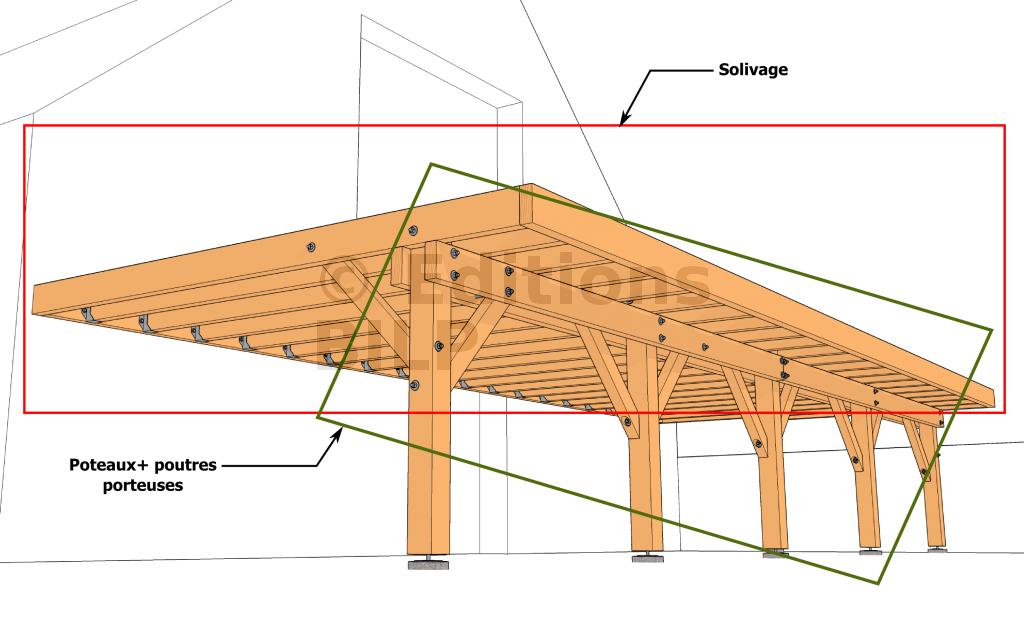 Conception terrasse en bois comment construire votre - Construire une terrasse en bois sur pilotis ...