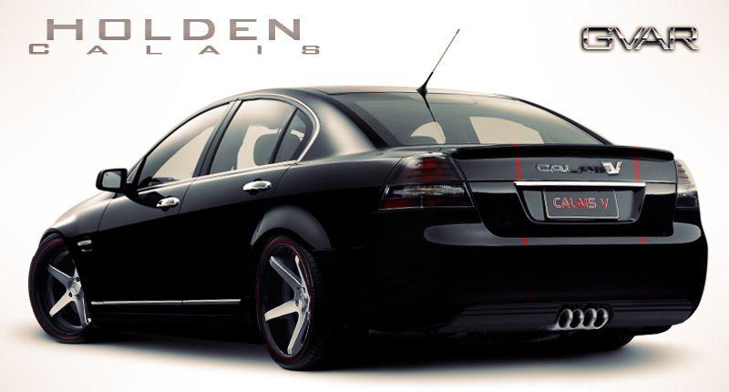 Holden VE Calais by SuperSprayer on DeviantArt