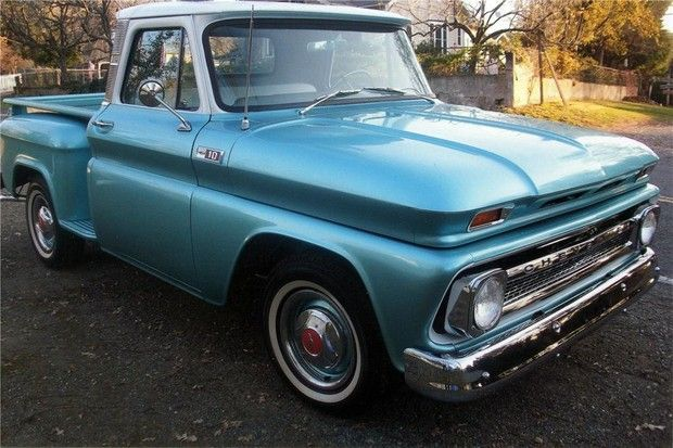 1965 Chevrolet Step Side Pickup Chevy C10 Chevy Stepside